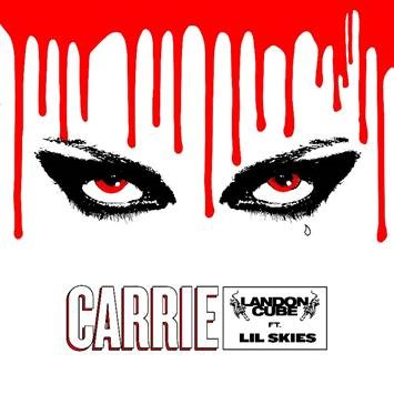 """LANDON CUBE RELEASES NEW TRACK """"CARRIE"""" FEAT. LIL SKIES"""