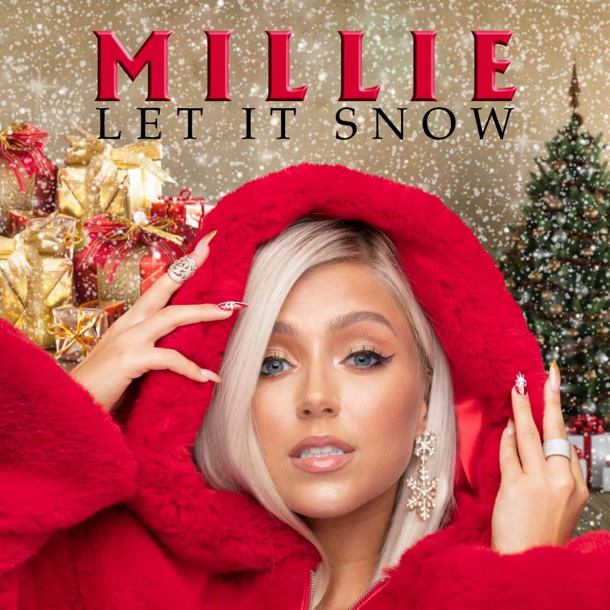 Let Is Snow Cover Art