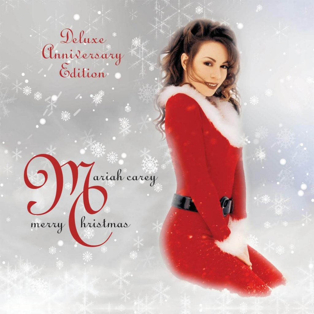 MC 2CD Merry Christmas Deluxe Anniversary Edition Cover