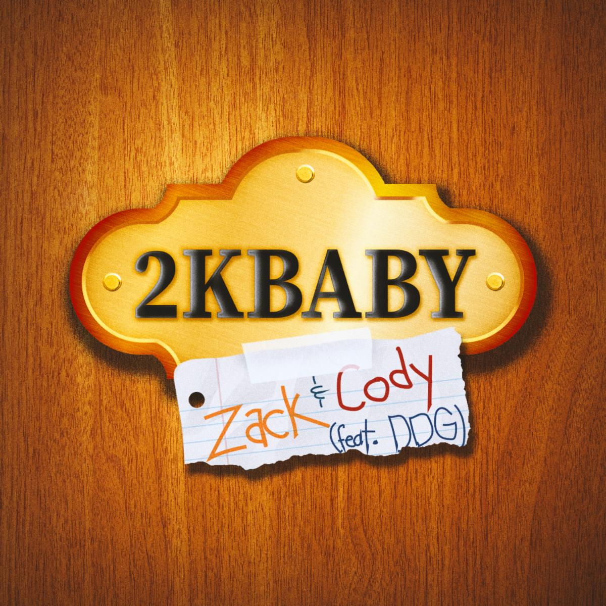 """2KBABY AND DDG CELEBRATE THE SWEET LIFE ON """"ZACK & CODY"""""""