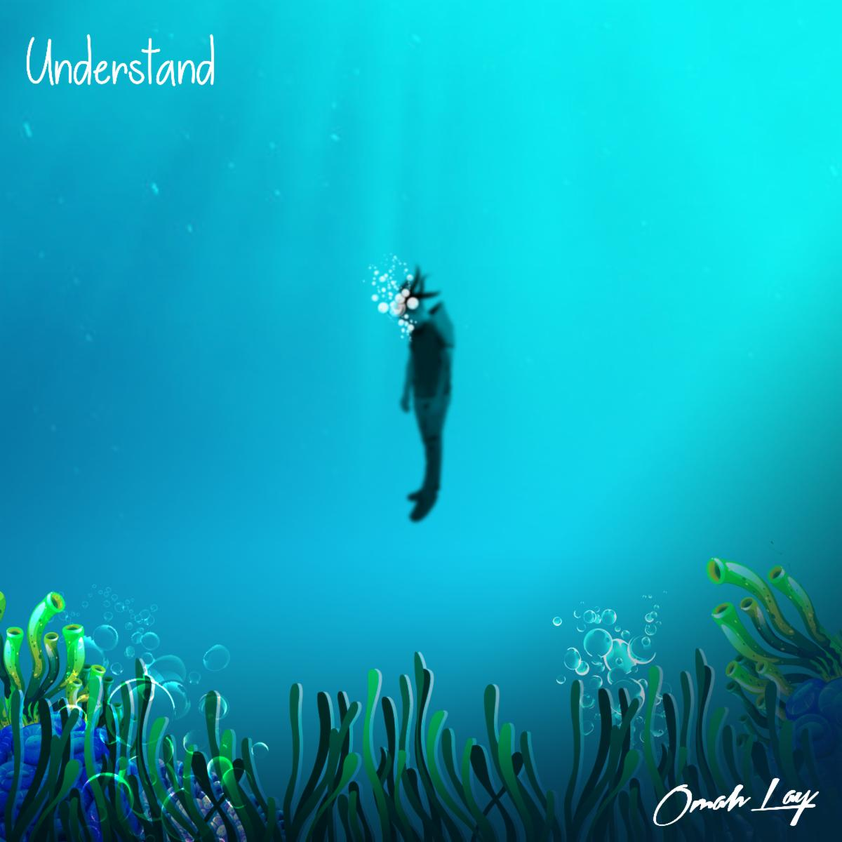 """Rising Nigerian pop star Omah Lay shares the emotional """"Understand,"""" his first solo release of 2021, out today on Sire Records. On """"Understand,"""" Omah Lay finds himself in deep reflection about romance, wondering why his beloved seems less invested in their relationship than him."""